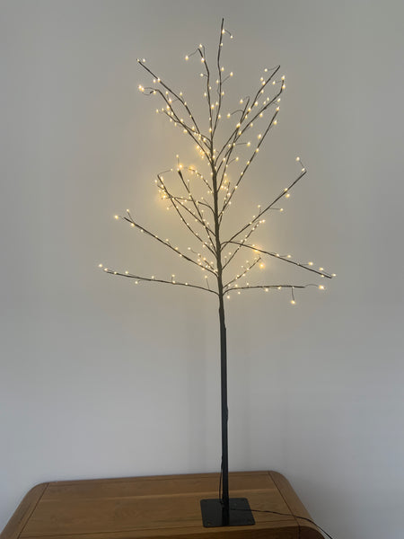 Christmas - Black/Brown Twig Tree