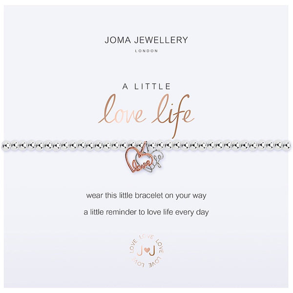 Joma Jewellery- Love Life