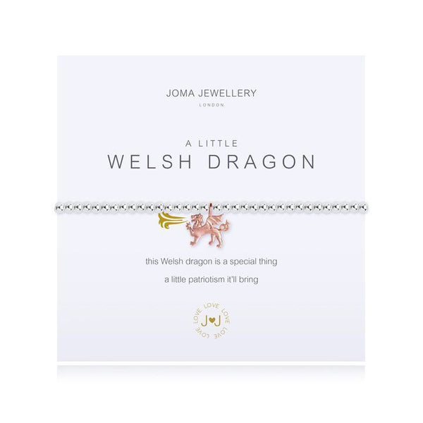 A little welsh dragon Joma bracelet from Joma Jewellery only 15.50 GBP