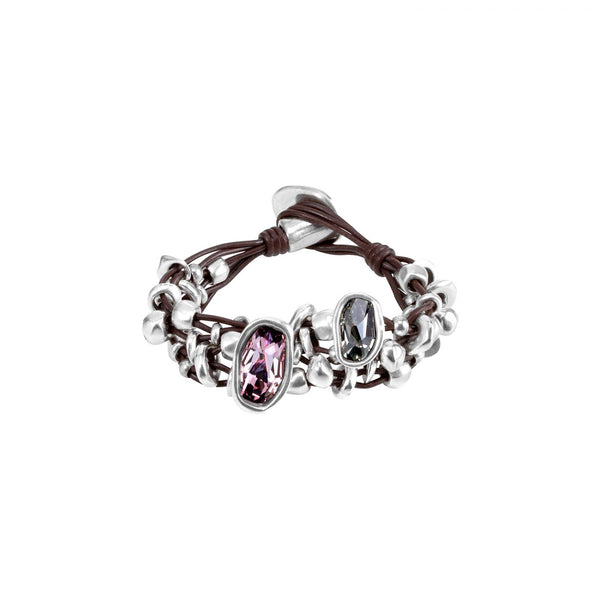 Uno de 50 lady marmalade bracelet from UNOde50 only 125.00 GBP