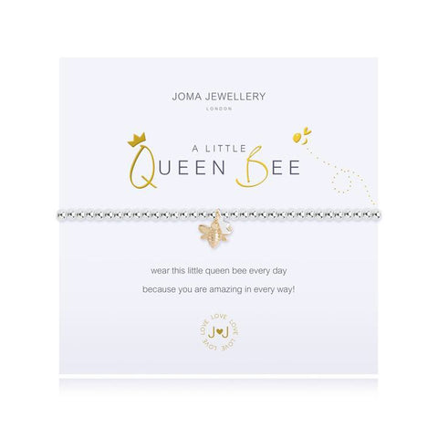 A little queen bee Joma bracelet