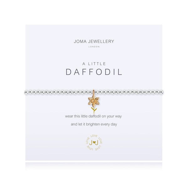 A little daffodil Joma bracelet from Joma Jewellery only 15.50 GBP
