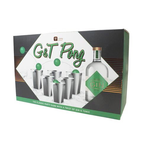 G & T Pong from G & T Pong only 12.00 GBP