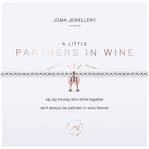 Joma jewellery - Partners In Wine from Joma Jewellery only 15.99 GBP