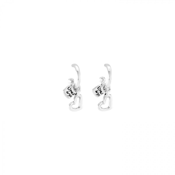 Uno De 50 - Lucky Charms Earrings from UNOde50 only 39.00 GBP