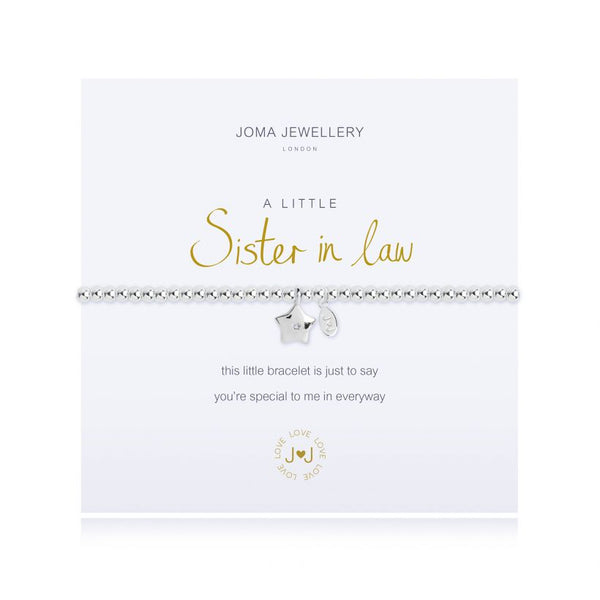 Joma Jewellery - Sister In Law from Joma Jewellery only 15.50 GBP