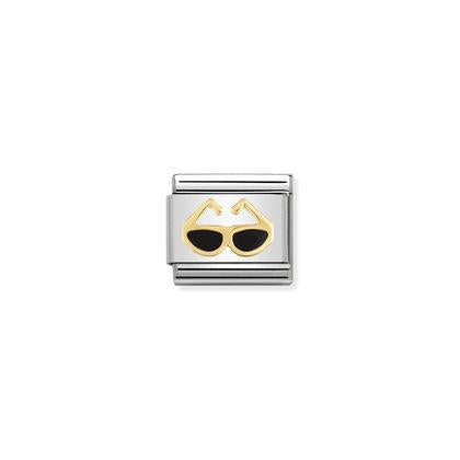 Sunglasses charm By Nomination Italy from Nomination only 22.00 GBP