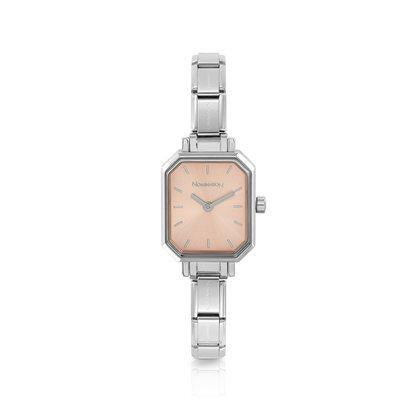 Nomination Watch - Paris Stainless Steel - Peach Face