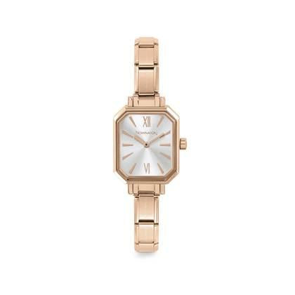 Nomination Watch - Paris Watch Rose Gold - Silver Face