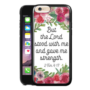 2 TIM 4:17 PHONE CASE
