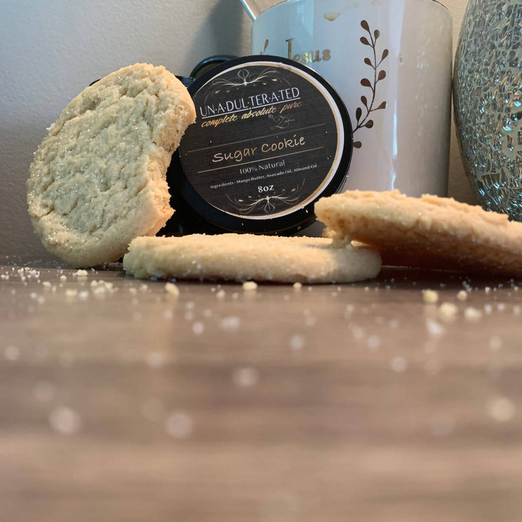Zakia's Sugar Cookie Body Butter