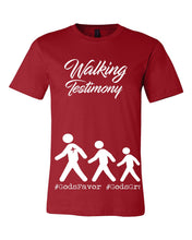 Christ In Sports-Walking Testimony
