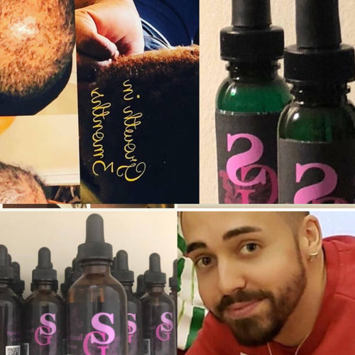 Gabriel's Righteous Beard  Serum