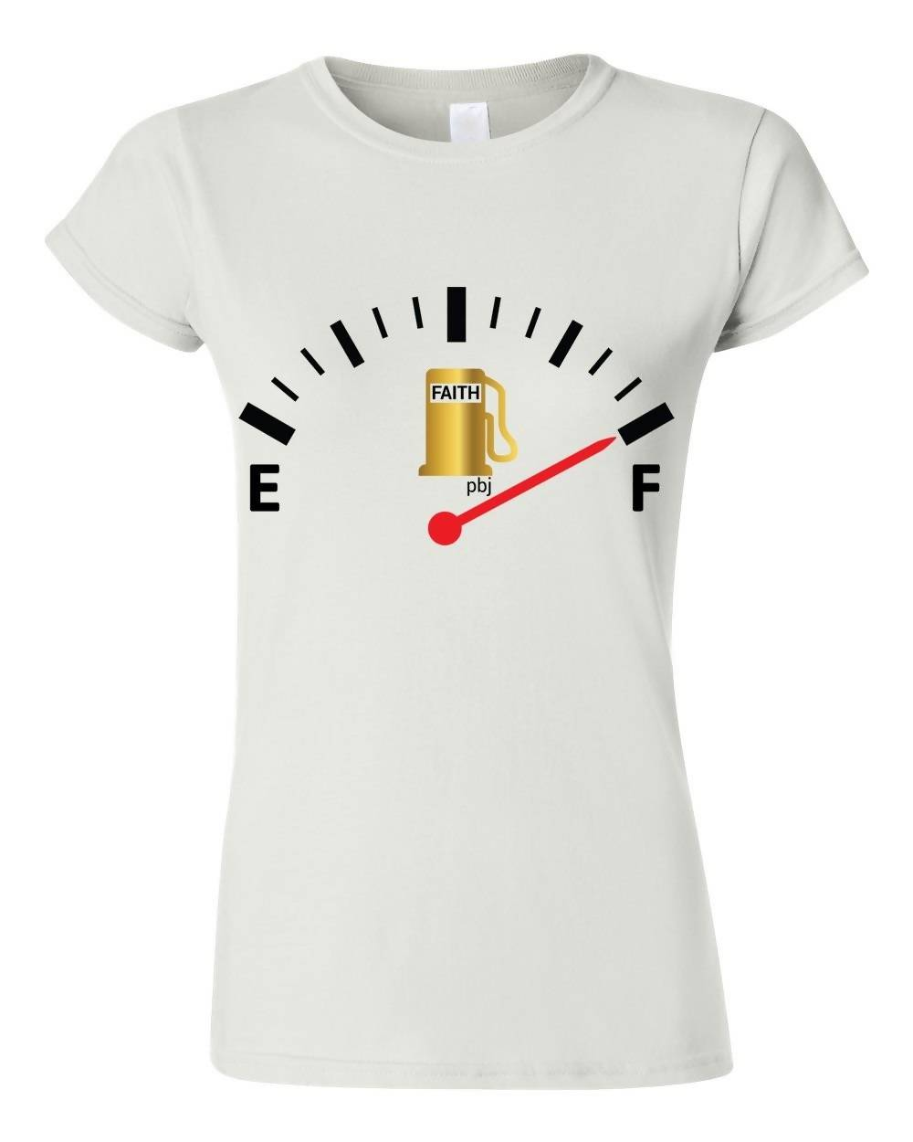 Gas Gauge Faith T-Shirt