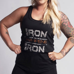 Iron Sharpens Iron Racerback Shirt