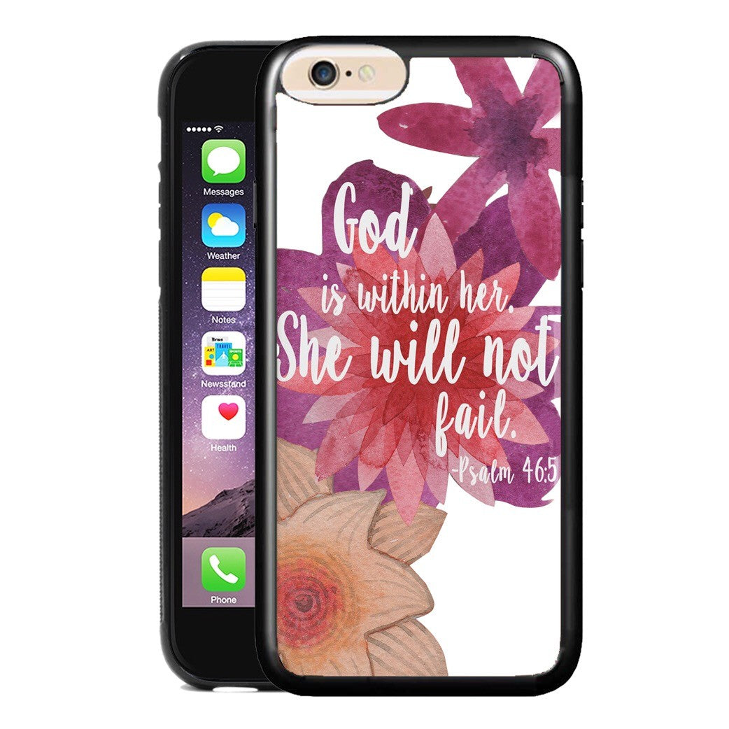 PSALM 46:5 PHONE CASE