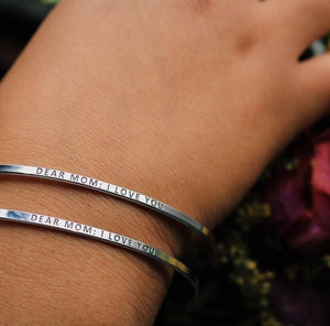 Dear Mom: I Love You Bracelet