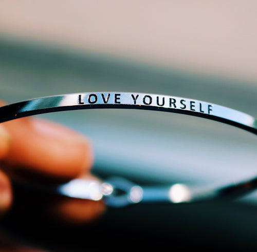 Love Yourself Bracelet
