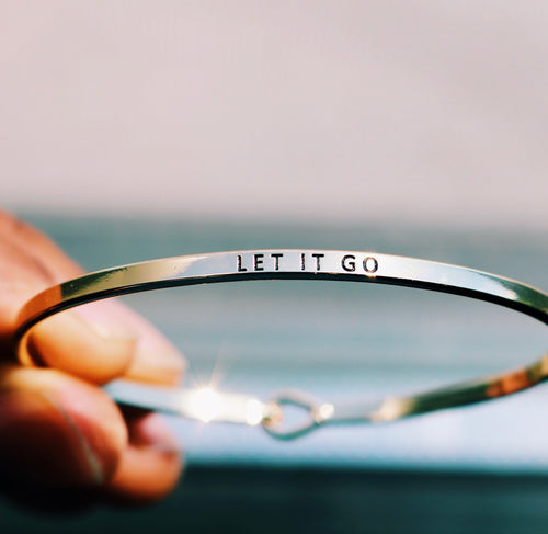 Let It Go Bracelet