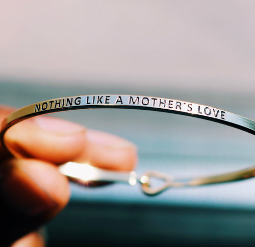 Nothing Like A Mother's Love Bracelet