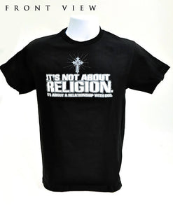 It's Not About Religion Shirt