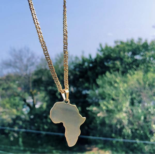 RICH AFRICA Necklace