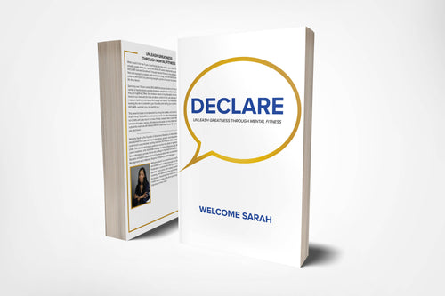 Declare: Unleash Greatness Through Mental Fitness