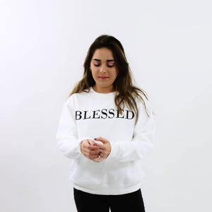 """Blessed Sweater"""