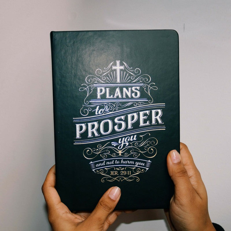 Plan To Prosper Journal