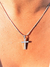 Sparkly Cross Necklace