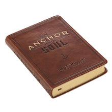Anchor for the Soul LuxLeather Devotional