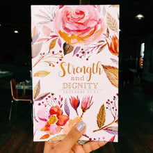 FIERCE MARRIAGE with STRENGTH AND DIGNITY JOURNAL SET