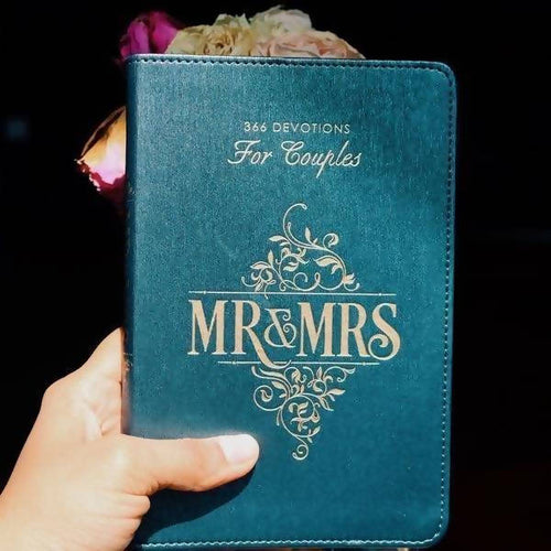 MR & MRS COUPLE DEVOTIONAL