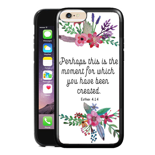 ESTHER 4:14 PHONE CASE