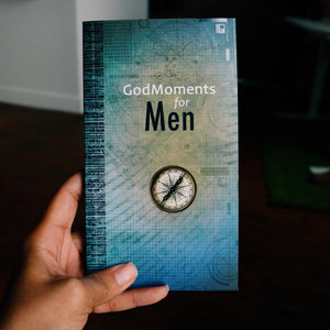 God Moments for Men Book