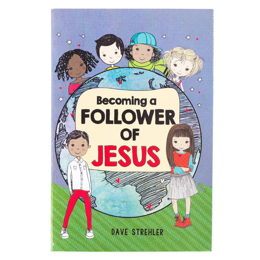Becoming a Follower of Jesus Gift Book