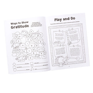 Fun Bible Lessons on Gratitude from the bibleGum Series