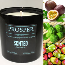 SCNTED fragrance co. HOME CANDLES