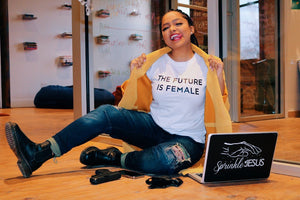 """The Future Is Female"" Tee"