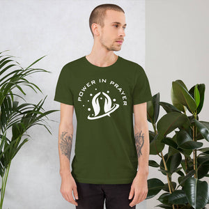 """The Logo"" Green T-shirt"