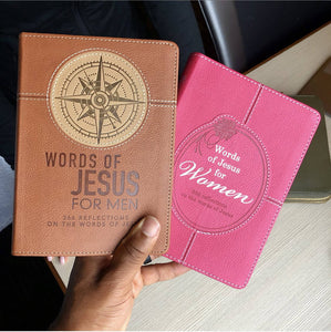 WORD OF JESUS POWER COUPLE DEVOTIONAL SET