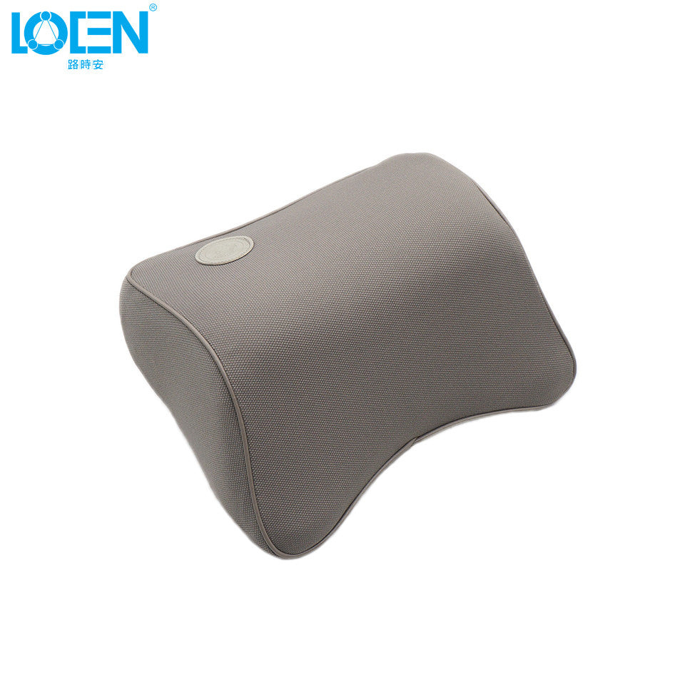1PCS High Quality Space Memory Foam Car Lumbar Support Pillow Auto