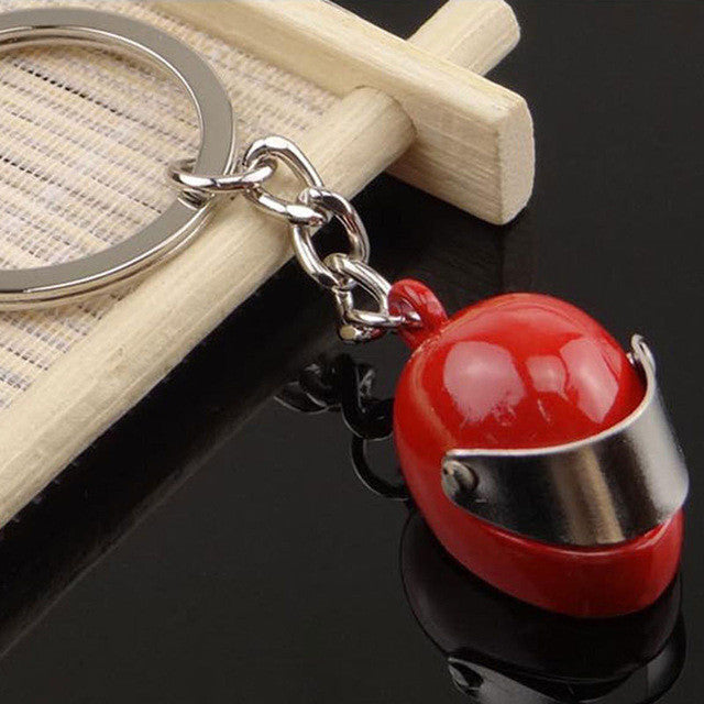 2017 Brand New Design Motorcycle Bicycle Keychain Car Key Ring Bag Car