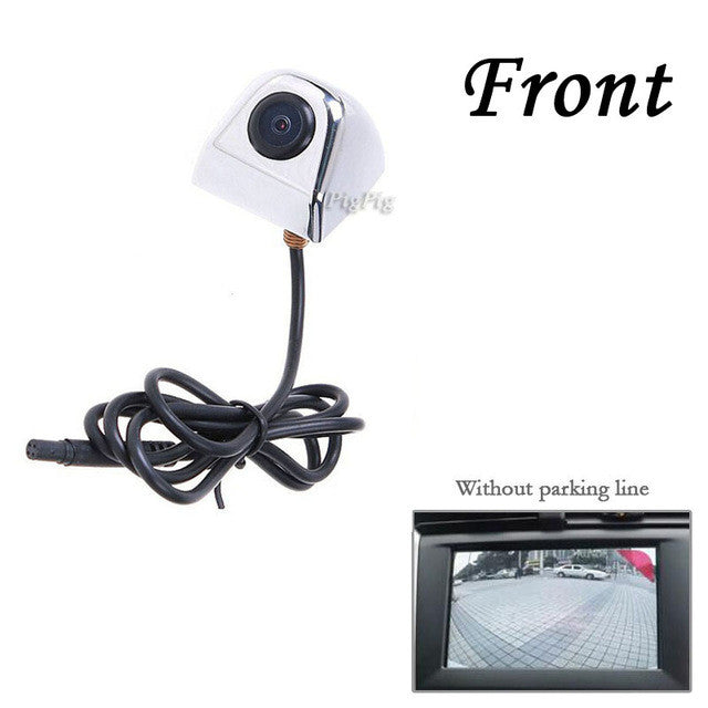 2017 Parking Waterproof CCD Universal HD Car Rear view BackUp