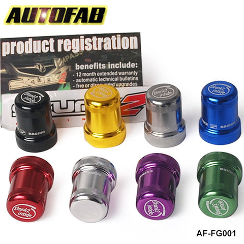 AUTOFAB - VTEC Solenoid Cover for Honda's B-series, D-series, and H-series VTEC engines AF-FG001
