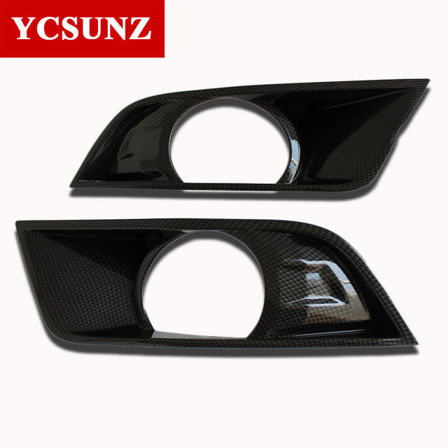 2016-2017 Suitable Ford Ranger Pickup Accessories ABS Black Fog Lights