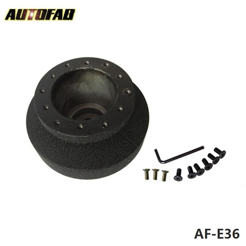 AUTOFAB - Racing Steering Wheel Hub Adapter Boss Kit for BMW E36