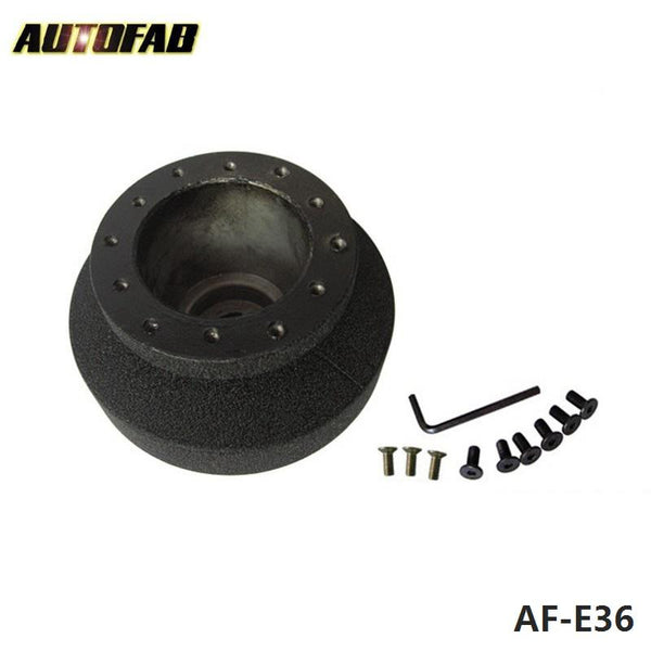 AUTOFAB - Racing Steering Wheel Hub Adapter Boss Kit for BMW E36 AF-E36