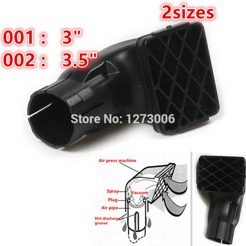 Universal 15x10cm/20X15cm Car Air Intake Ram Fit Off Road Replacement Mudding Snorkel Head Air Intake Ram Car-styling Hot Sale