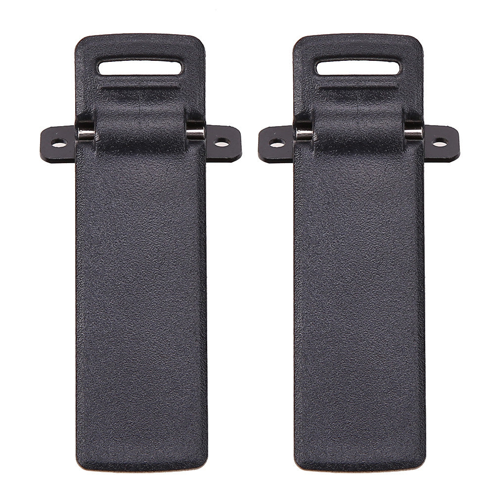 2Pcs Walkie talkie Belt Clip for Baofeng UV-5R UV-5RA UV-5RB UV-5RC